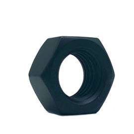 A2 - 70 Gread Heavy Hex Head Nuts For Industry , Custom Steel Hex Nut