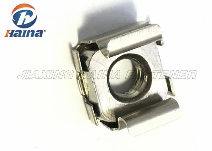 Combination Screws Weld Spring Cage Stainless Steel Security Nuts OEM Design